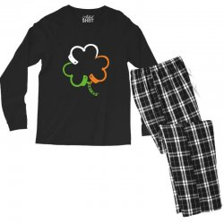 clover Men's Long Sleeve Pajama Set | Artistshot