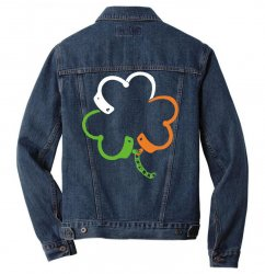 clover Men Denim Jacket | Artistshot