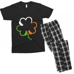 clover Men's T-shirt Pajama Set | Artistshot