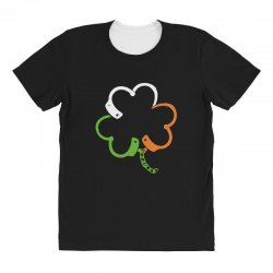 clover All Over Women's T-shirt | Artistshot