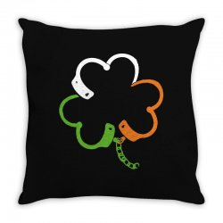 clover Throw Pillow | Artistshot