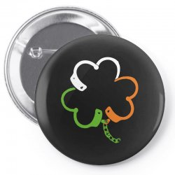 clover Pin-back button | Artistshot