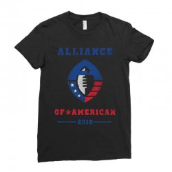 alliance of american 2019 Ladies Fitted T-Shirt | Artistshot