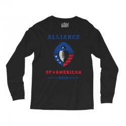 alliance of american 2019 Long Sleeve Shirts | Artistshot