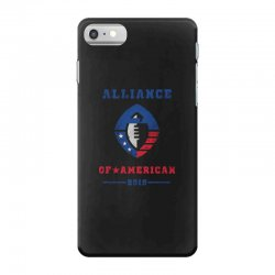 alliance of american 2019 iPhone 7 Case | Artistshot