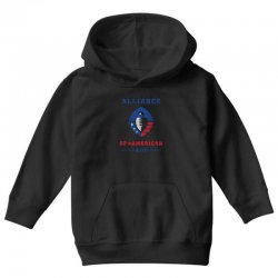 alliance of american 2019 Youth Hoodie | Artistshot