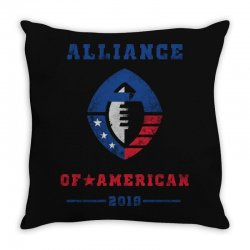 alliance of american 2019 Throw Pillow | Artistshot