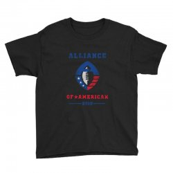 alliance of american 2019 Youth Tee | Artistshot