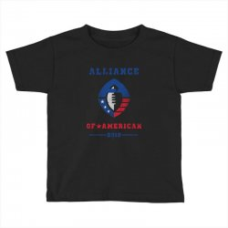 alliance of american 2019 Toddler T-shirt | Artistshot