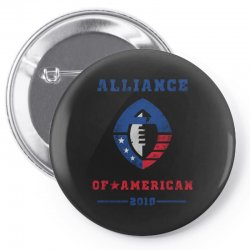 alliance of american 2019 Pin-back button | Artistshot