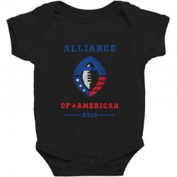 alliance of american 2019 Baby Bodysuit | Artistshot