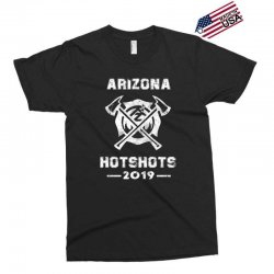 arizona hotshots 2019 white Exclusive T-shirt | Artistshot