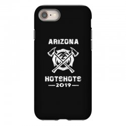 arizona hotshots 2019 white iPhone 8 Case | Artistshot