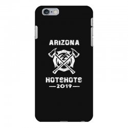 arizona hotshots 2019 white iPhone 6 Plus/6s Plus Case | Artistshot