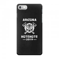 arizona hotshots 2019 white iPhone 7 Case | Artistshot