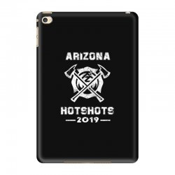 arizona hotshots 2019 white iPad Mini 4 Case | Artistshot
