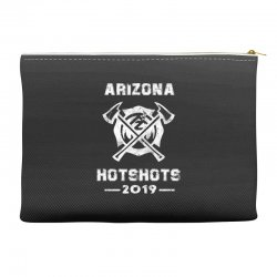 arizona hotshots 2019 white Accessory Pouches | Artistshot