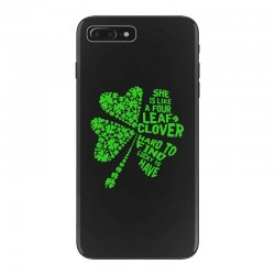 clover green iPhone 7 Plus Case | Artistshot