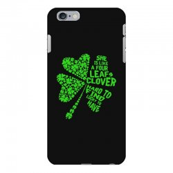 clover green iPhone 6 Plus/6s Plus Case | Artistshot