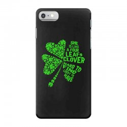 clover green iPhone 7 Case | Artistshot