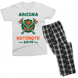 arizona hotshots 2019 Men's T-shirt Pajama Set | Artistshot