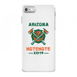 arizona hotshots 2019 iPhone 7 Case | Artistshot