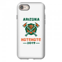 arizona hotshots 2019 iPhone 8 Case | Artistshot