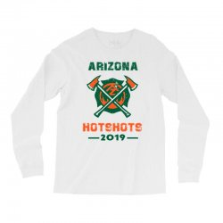 arizona hotshots 2019 Long Sleeve Shirts | Artistshot