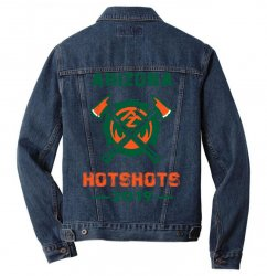 arizona hotshots 2019 Men Denim Jacket | Artistshot