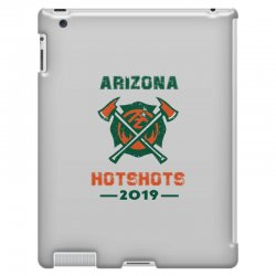 arizona hotshots 2019 iPad 3 and 4 Case | Artistshot