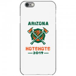 arizona hotshots 2019 iPhone 6/6s Case | Artistshot