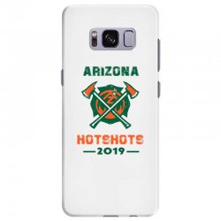 arizona hotshots 2019 Samsung Galaxy S8 Plus Case | Artistshot