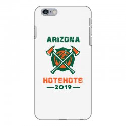 arizona hotshots 2019 iPhone 6 Plus/6s Plus Case | Artistshot