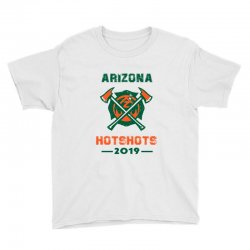 arizona hotshots 2019 Youth Tee | Artistshot