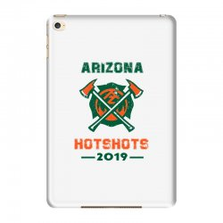 arizona hotshots 2019 iPad Mini 4 Case | Artistshot