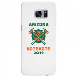 arizona hotshots 2019 Samsung Galaxy S7 Edge Case | Artistshot