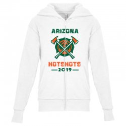 arizona hotshots 2019 Youth Zipper Hoodie | Artistshot