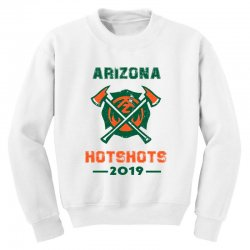 arizona hotshots 2019 Youth Sweatshirt | Artistshot