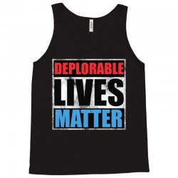 deplorable lives matter Tank Top | Artistshot