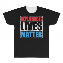 deplorable lives matter All Over Men's T-shirt | Artistshot