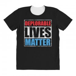 deplorable lives matter All Over Women's T-shirt | Artistshot