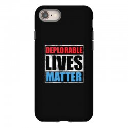 deplorable lives matter iPhone 8 Case | Artistshot