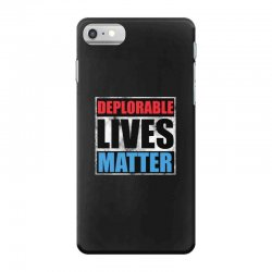 deplorable lives matter iPhone 7 Case | Artistshot