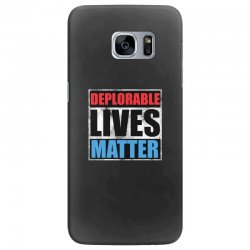 deplorable lives matter Samsung Galaxy S7 Edge Case | Artistshot