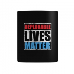 deplorable lives matter Mug | Artistshot