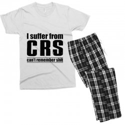 can't remember Men's T-shirt Pajama Set | Artistshot