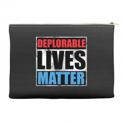 deplorable lives matter Accessory Pouches | Artistshot