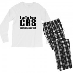 can't remember Men's Long Sleeve Pajama Set | Artistshot