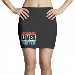 deplorable lives matter Mini Skirts | Artistshot