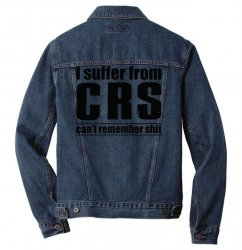 can't remember Men Denim Jacket | Artistshot